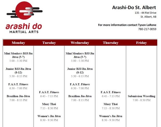 schedule-stalbert